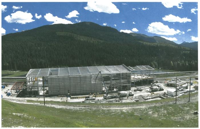 Line Creek Treatment Facility | Fernie Ready MixFernie Ready Mix